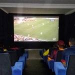 Cineko Real arauca cine en arauca evento fútbol
